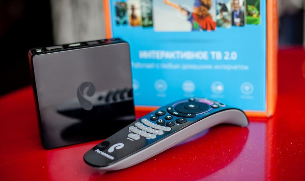 Как в ростелеком настроить пульт от TV-приставки